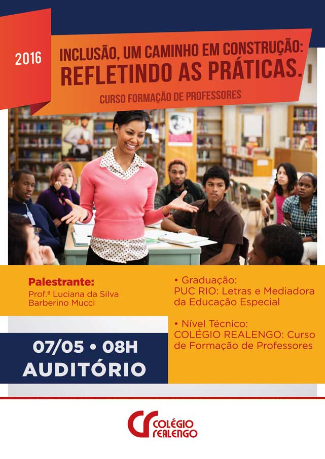 site palestra formacao professores