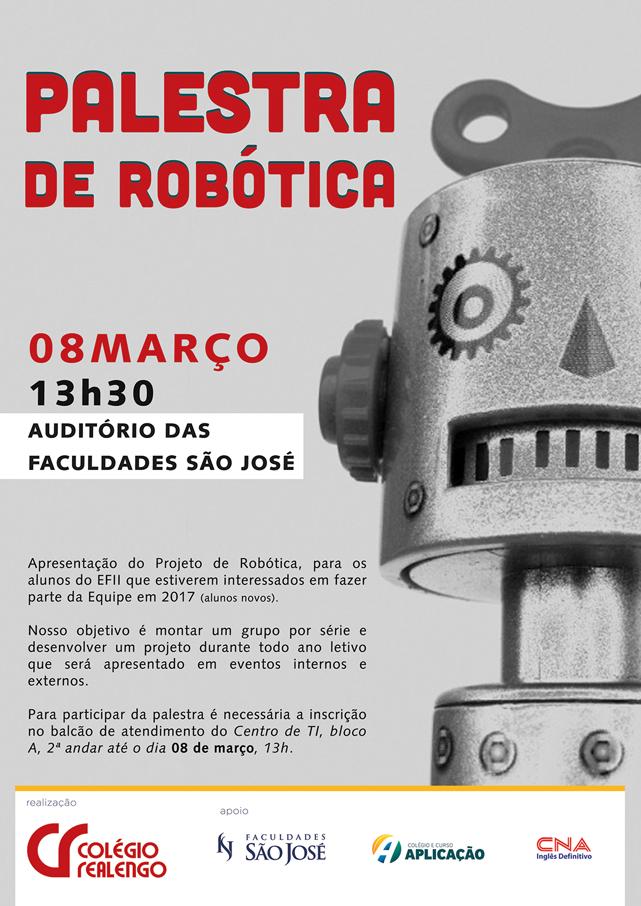 site palestra robotica