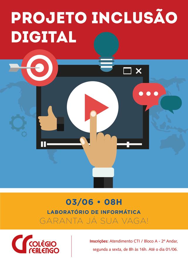 Projeto inclusao digital 2019