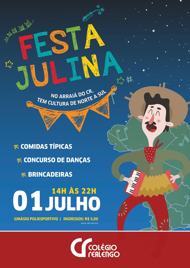 site festa junina 2017