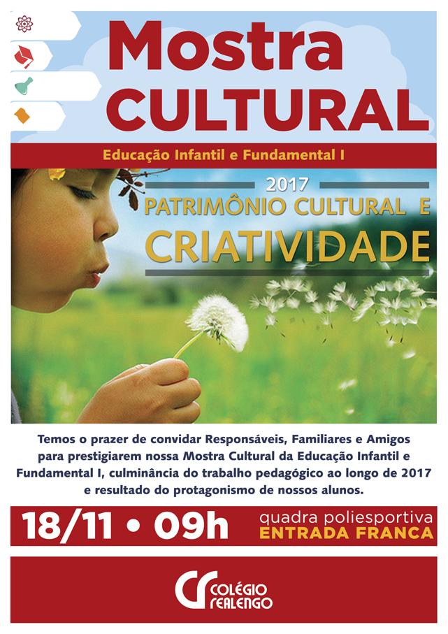site mostra cultural i 2017