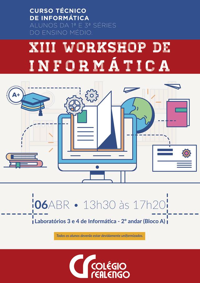 Workshop de Informática 2018