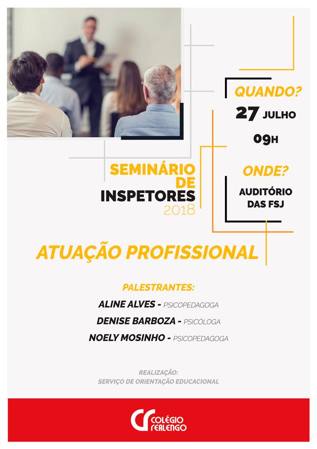 site seminario inspetores