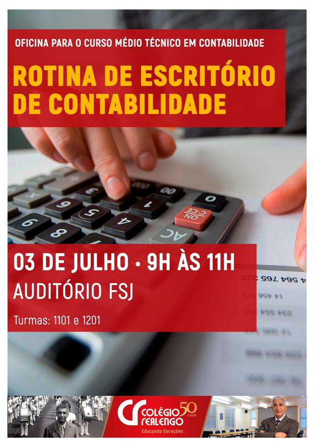 Rotinas de escritorio contabilidade 2019